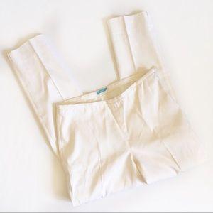 J McLaughlin Corey silk slim fit pants